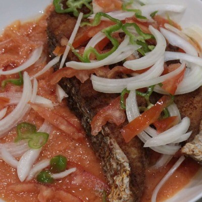 Darne poisson moyo côtière