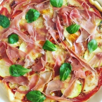Pizza royal jambon