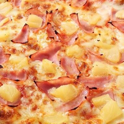 Pizza hawaienne
